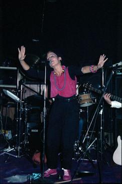 Janie, 21 April 1985- 'Face Dancers'