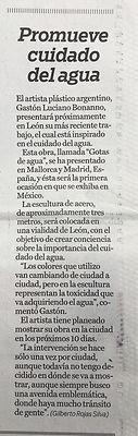 Periódico ¨AM¨ 8 de Octubre de 2018. León, México.