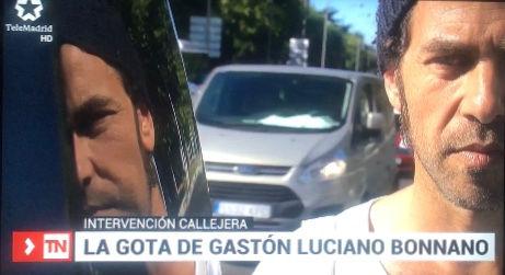 Tele Madrid, 30 de Julio de 2018.