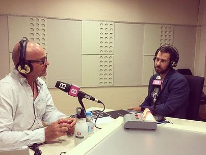 IB3 Radio / Mallorca-España. Gaston Luciano Bonnno - artista plastico.