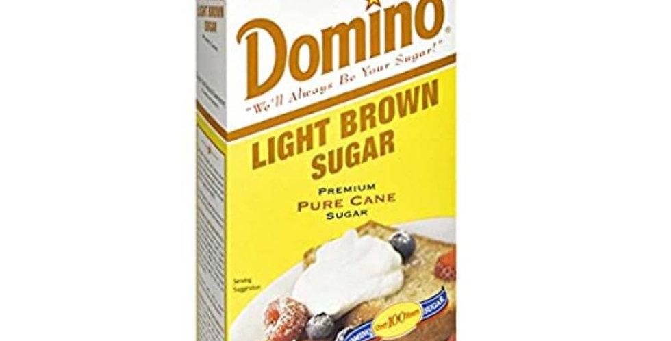 DOMINO LIGHT BROWN SUGAR