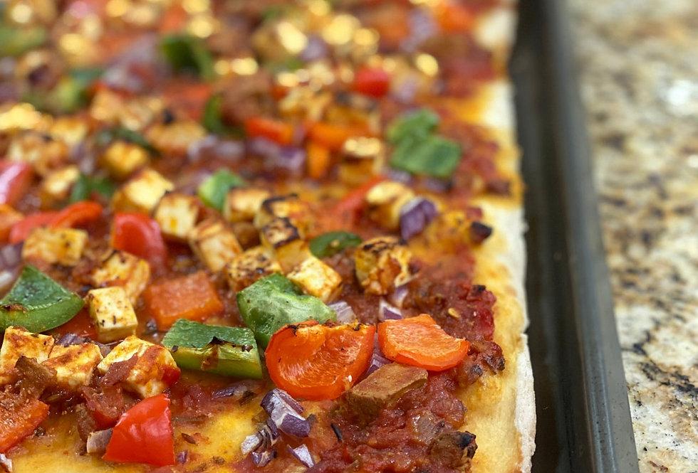 PANEER PIZZA KIT BY CHEF PRIAVANDA