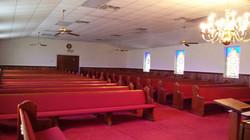 Union Baptist Sancturary 1963