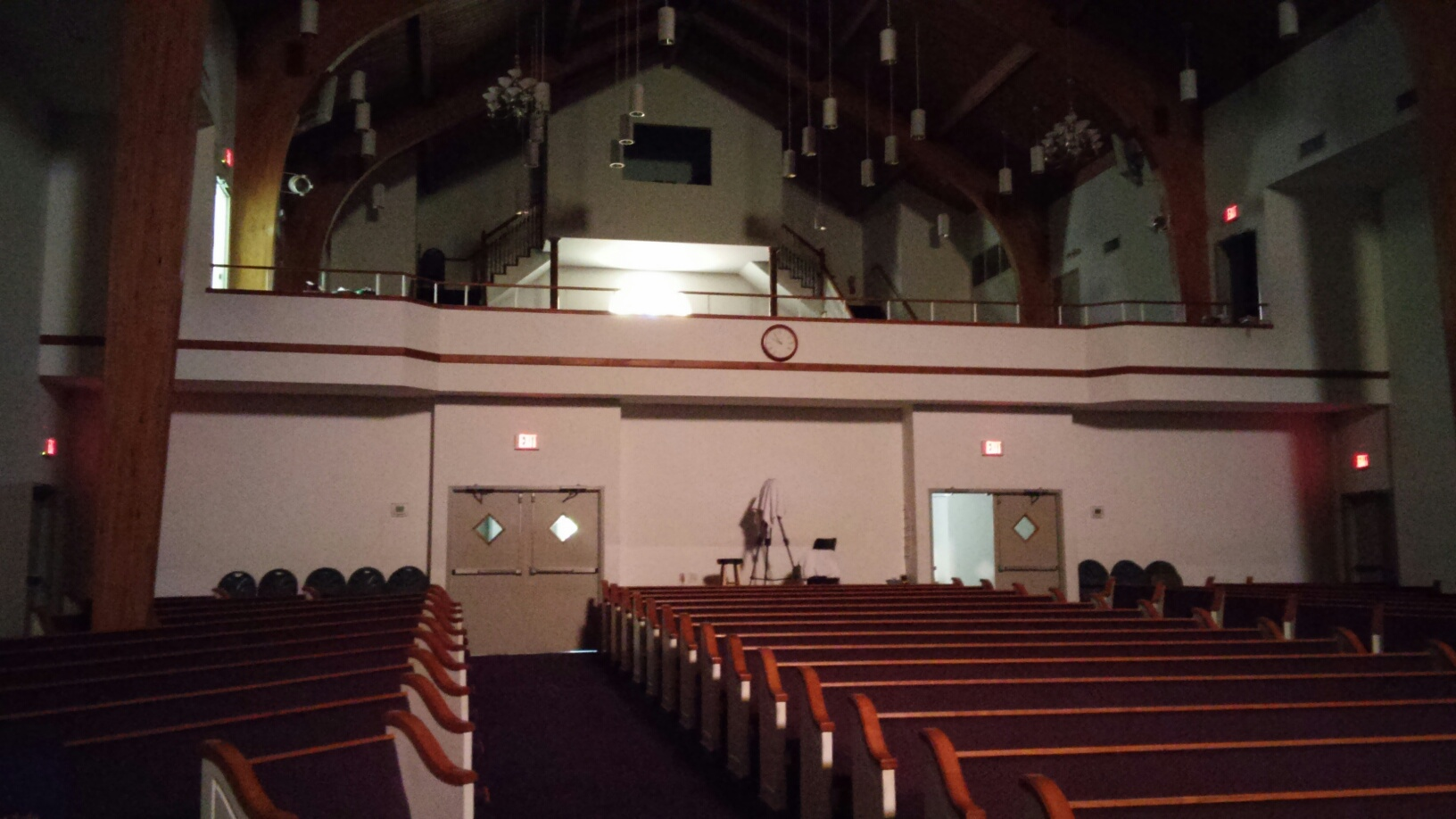 Union Baptist Church Sancturary