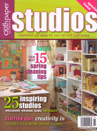 Studios Magazine: Spring/Summer 2009