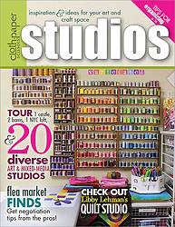 Studios Magazine: Spring 2013