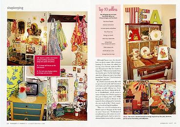 Romantic Homes: January 2007