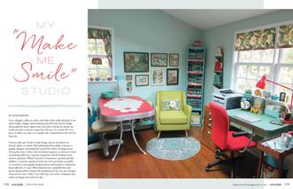 In Her Studio Magazine: Winter 2020