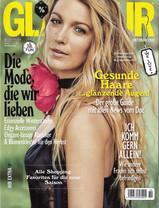 Glamour Magazine: October 2017