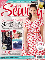Love Sewing Magazine: Issue #22
