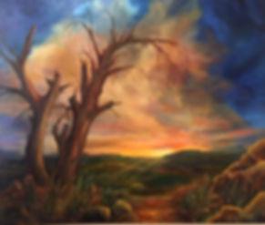 Setting Sun on Trees_edited.jpg