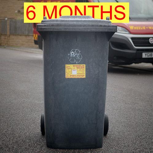 Basic Domestic Bin (6 Months)