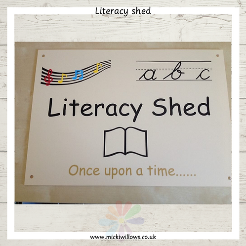 Literacy Shed
