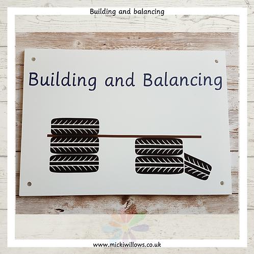 Building and Balancing