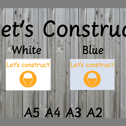 Let's Construct