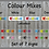Thumbnail: Colour Mixes - set of 7 signs
