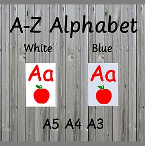 A-Z Alphabet