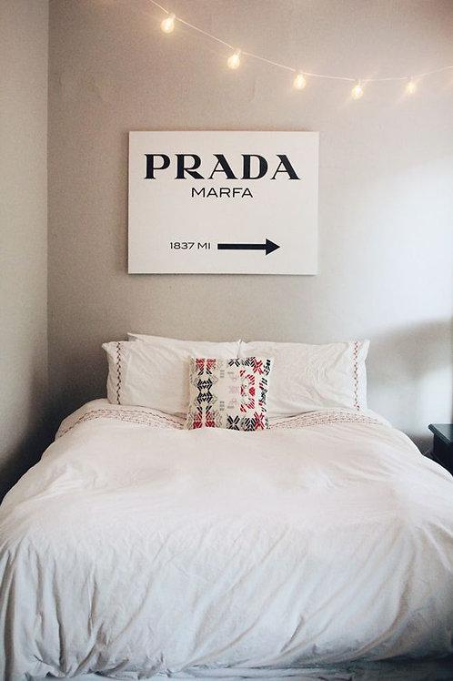 Prada Marfa Sunboard