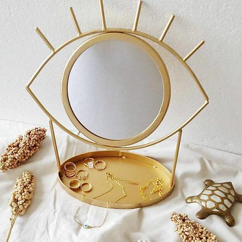 Evil Eye Vanity Mirror