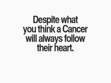 What a Cancer Should Keep In Mind When Doing Up Their Room