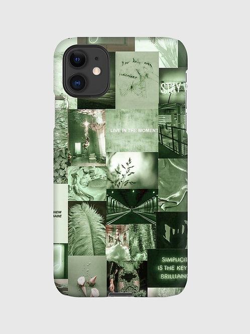Viridian Collage Case