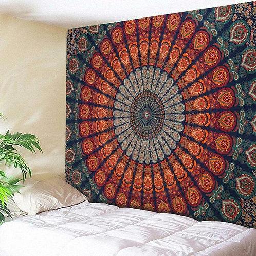 Talisman Mandala Tapestry