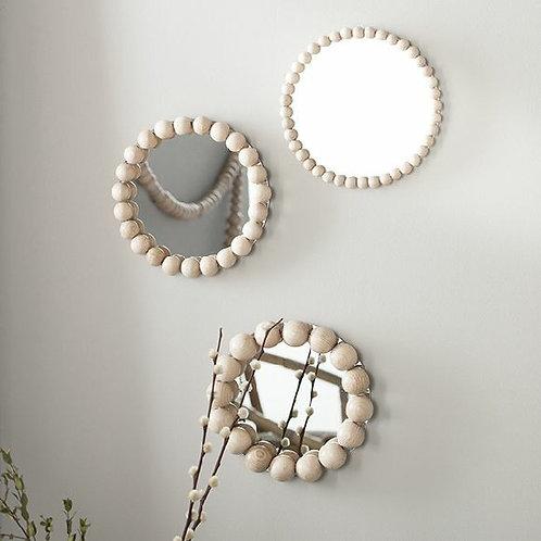 Stone Mirror (set of 3)