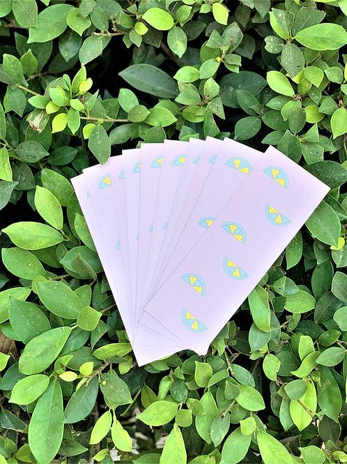 All Over Melon Bookmark