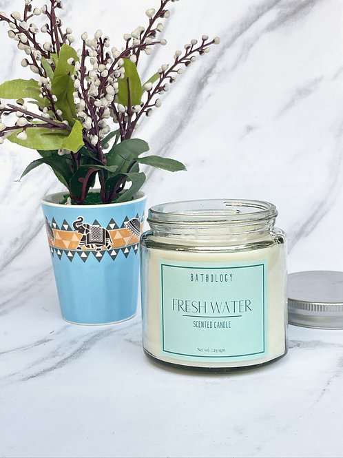 Freshwater Candle