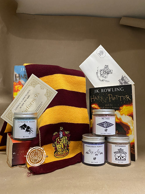 Harry Potter Candle Gift Pack