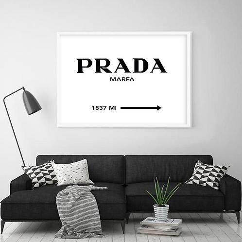 Prada Marfa Frame