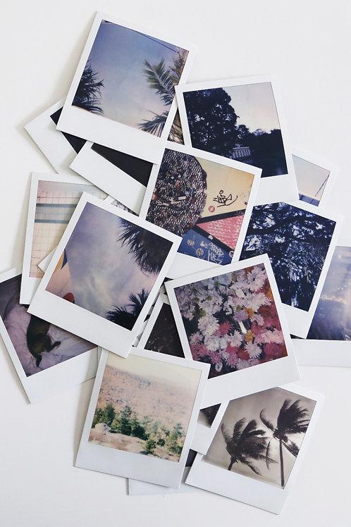 Polaroid Print Set