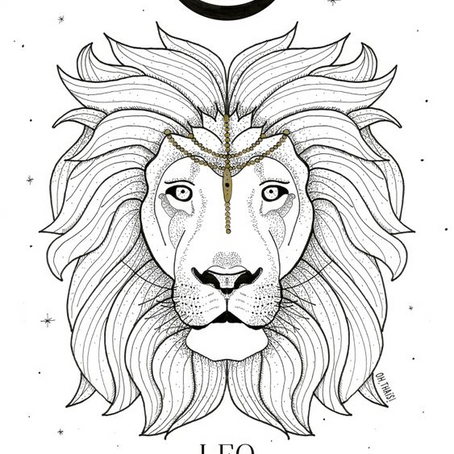 Leo - The sign that's known to shop till they drop!