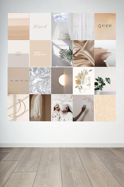Minimal Wall Collage