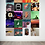 Thumbnail: Custom Wall Collage