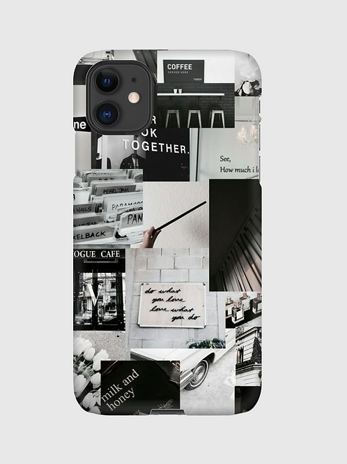 Raven Collage Case