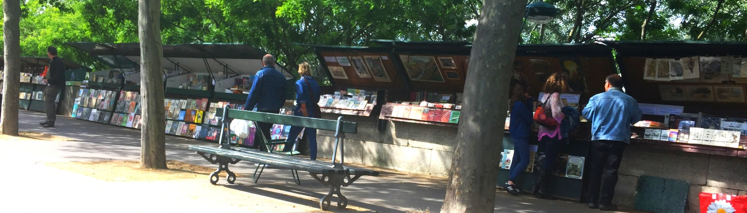 Paris - Book Stalls - Tom_edited