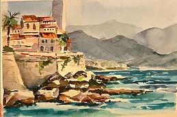 Cote d' Azur Painting.jpg