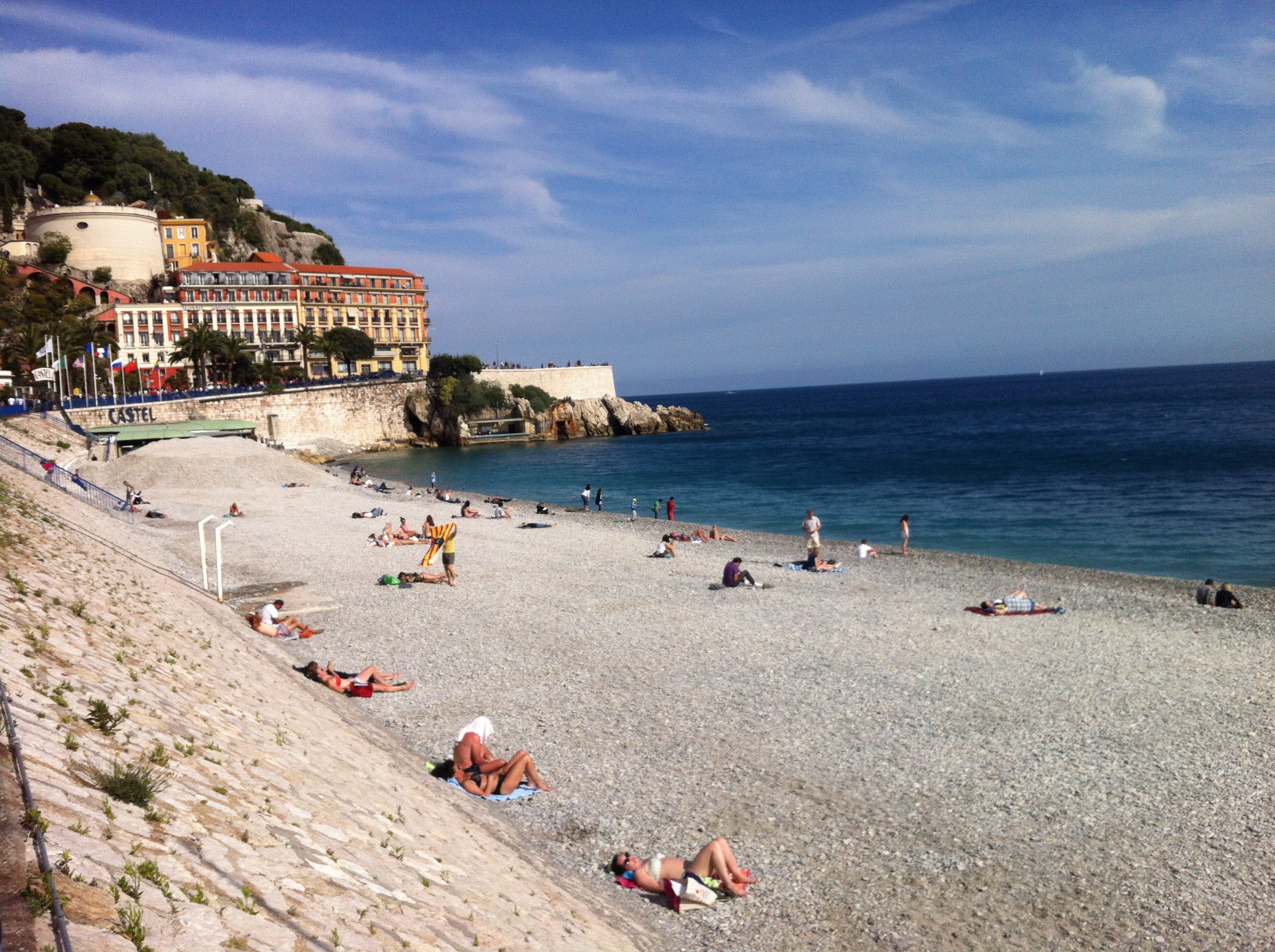 Nice Beach Tom