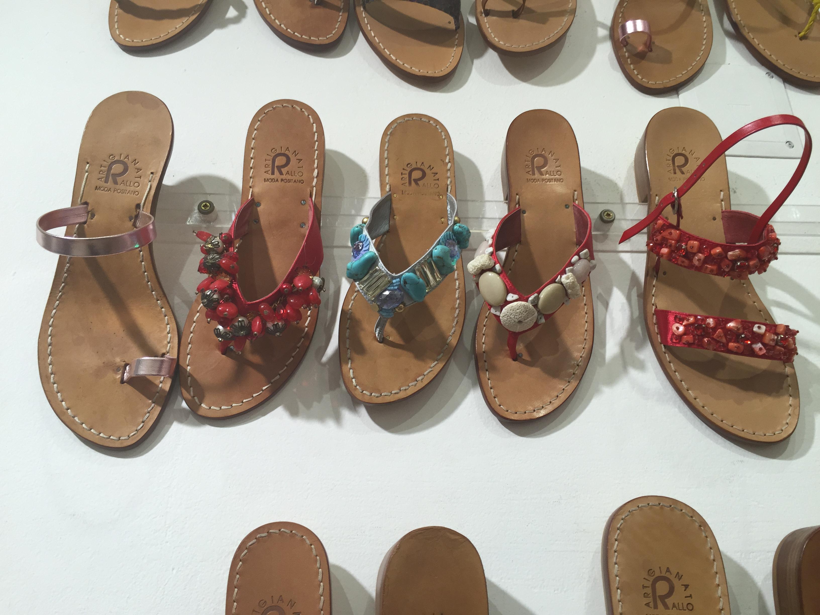 Italian Sandels