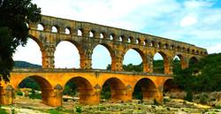 Provence - Pont du Gard - 2 - Tom_edited