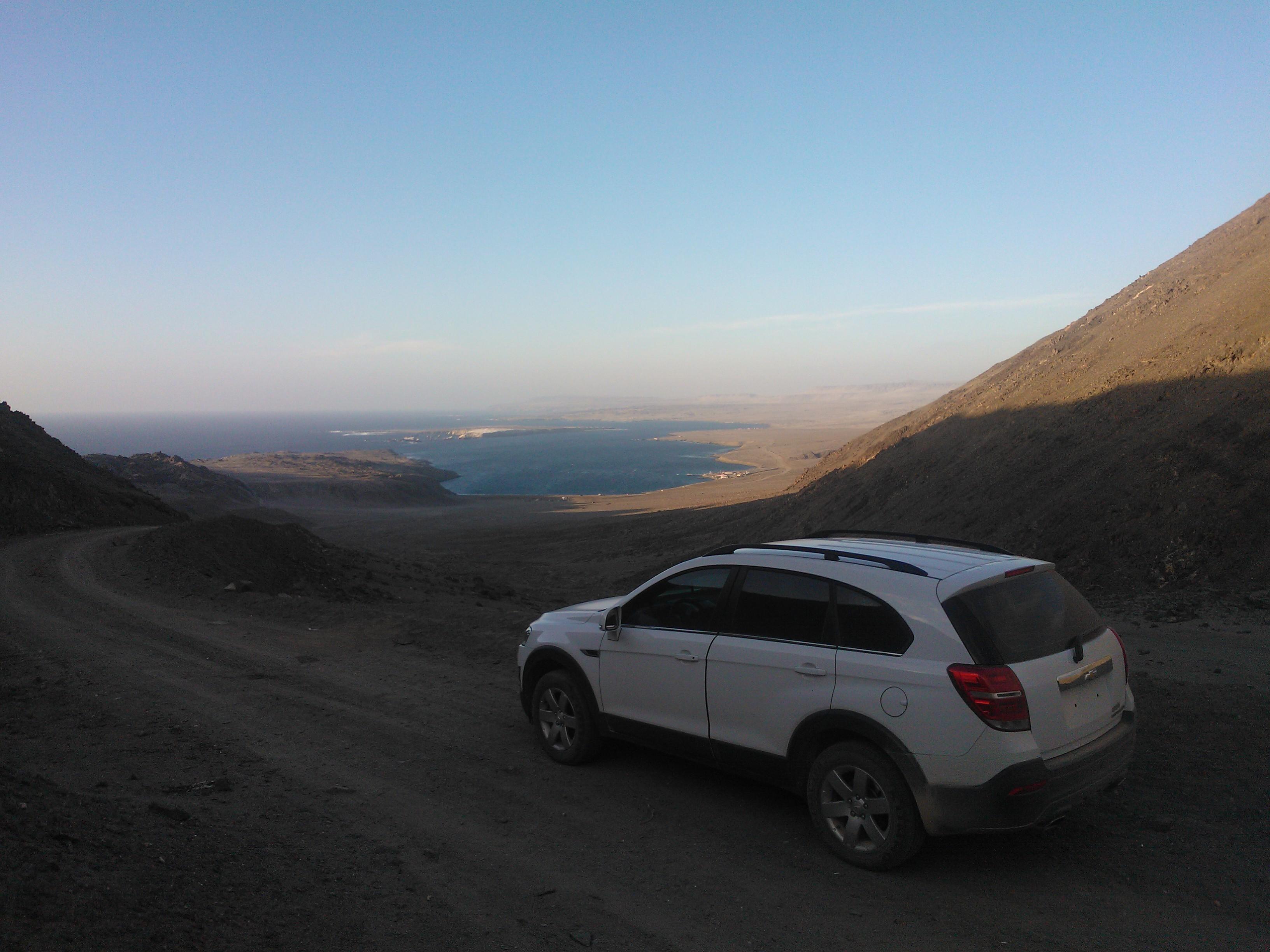 Isla Santa María - Antofagasta