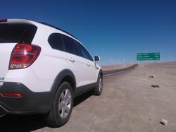 Ruta a San Pedro Atacama
