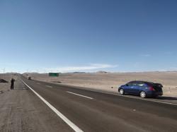 En ruta a San Pedro de Atacama
