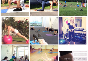 Pre and Postnatal Fitness - Empowering women.