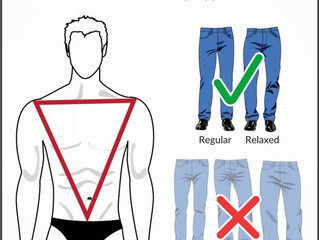 JEANS FOR YOUR BODY TYPE