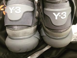 Y Not Y-3?