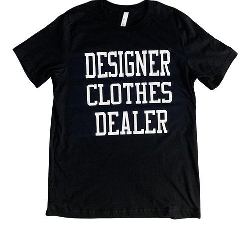 DESIGNER CLOTHES DEALER