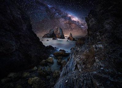 Milky Way & Jagged Pinicles .jpg