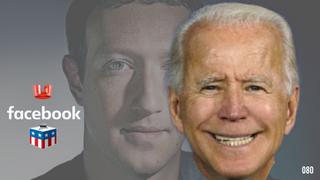 Bericht - Zuckerbergs Millionen kauften für Biden die Wahl
